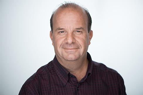 André Poitras - Directeur des ventes