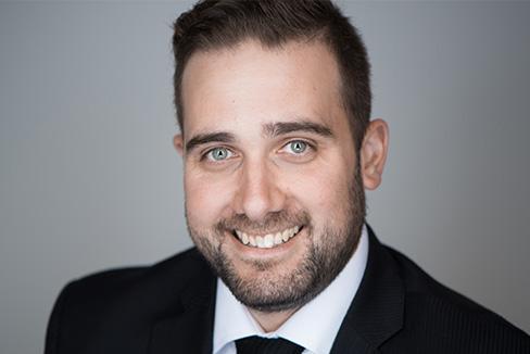 Kevin Poitras - Directeur du développement et de l'exploitation porcine