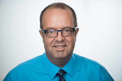 Marc Poitras - Directeur technique