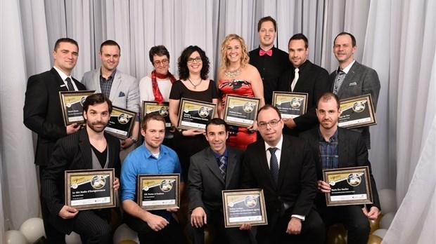 Dévoilement des gagnants du gala Chrysalides 2015
